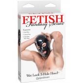Máscara leather 3 orificios
