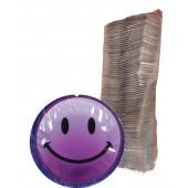100 EXS Smiley Face
