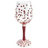 Copa de vino Red Hot Wine