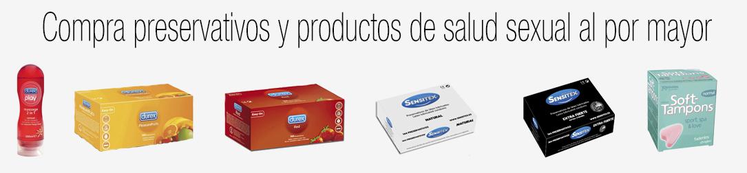 Comprar preservatius a l'engròs en grans quantitats