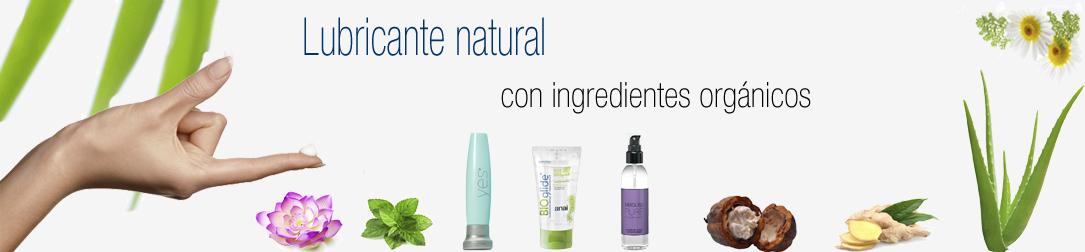 lubricantes naturales para hacer el amor
