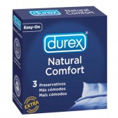 36 o 72 Durex Natural Plus