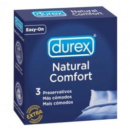3 Durex Natural Plus
