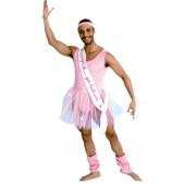Disfraz de bailarín