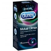 Caixa 10 Durex Mutual Climax