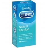 24 Durex Natural Comfort