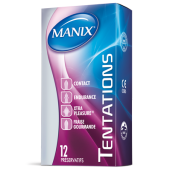 12 Manix Tentations