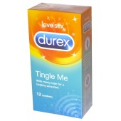 12 Durex Tingle Me