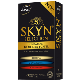 9 Mates Skyn Selection
